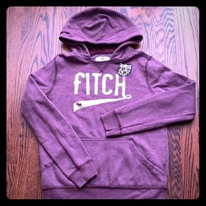 Fitch pullover hoodie